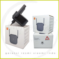 Xiaomi Wifi Extender Pro Repeater Amplifier 300Mbps with 2 Antenna R03 - Garansi resmi