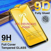 Redmi 9t Tempered glass anti gore full screen guard