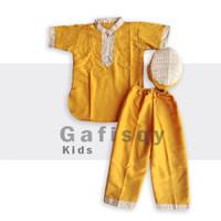 Baju Setelan Koko Turki Anak / Baju Koko Turki Anak 3-4 Tahun