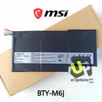 Battery MSI Stealth Pro GS63 GS73 WS63 MS63 6RF 7RE 8RF 8SK 4K BTY-M6J