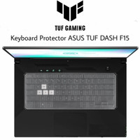 Keyboard Protector ASUS TUF Dash F15 FX516 FX516P FX516PM FX516PR