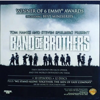 VCD - Band of Brothers (10 episodes, 12 VCD)