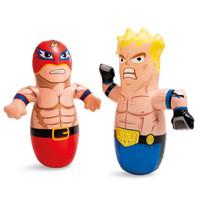 Mainan Anak Balon Tinju Intex Samsak 3D PopBag Punching Boxer Wrestler