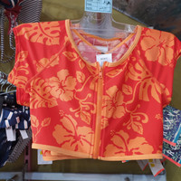 Crop top Roxy original/Baju renang roxy/Wet suit roxy/baju senam roxy