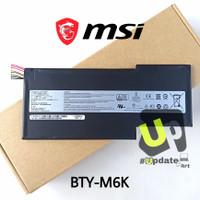Baterai BTY-M6K MSI Stealth Pro GS63VR 7RG GF63 8RD GF75 3RD MS-17B4