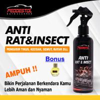 Pembasmi Pengusir Tikus Mobil Rumah Peddestol Anti Rat & Insect 30