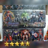 Action figure avenger infinity war 1 set 5pcs