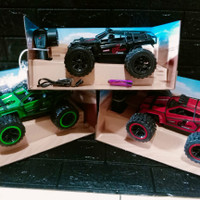 Mobil Remote Control Ban Besar Sand Monster 1:16 Rc Offroad