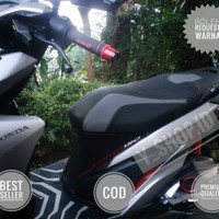 Kulit Jok Custom New Honda VARIO Aksesoris Motor