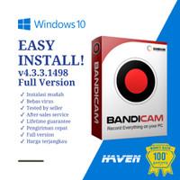 Bandicam Screen Recording Recorder Full Version Windows