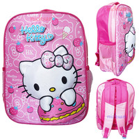Tas Ransel Anak Perempuan SD Hello Kitty