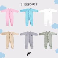 Sleepsuit Bayi Little Shamu ( Baju Tidur Bayi )