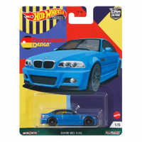 Hot Wheels Premium BMW M3 E46 Deutschland Design ban karet