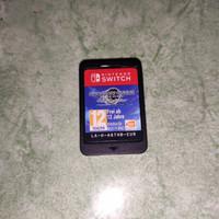 Sword Art Online SAO Hollow Realization Nintendo Switch no box