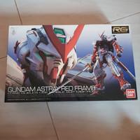 Bandai RG Gundam Astray Red Frame