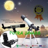 Teropong bintang Astronomical Telescope 360/mm 60x F36050