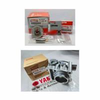Blok Seher + Piston Kit Standar Xeon 125 Karbu Yamaha Original