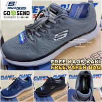 Sepatu Skechers Pria / SKECHERS QUANTUM MEMORY FOAM/Skechers Running