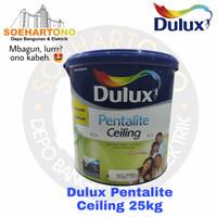 Dulux Pentalite Ceiling (Cat plafon) 25kg