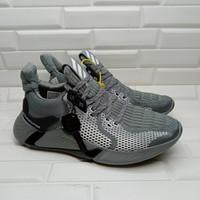 Sepatu Adidas Alphabounce Instinct Core Black Grey