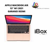 Apple Macbook Air 13inch M1 2021 - Garansi Resmi