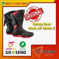 Sepatu AP BOOT MOTO 2 ORIGINAL