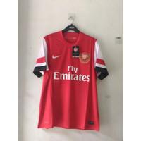 Setelan Jersey Retro Arsenal Home 12-13