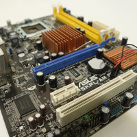 Motherboard (MOBO) Asus P5KPL-AM SE Original (second)