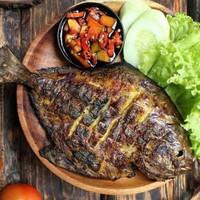 Bumbu Instan Ikan Bakar Spesial