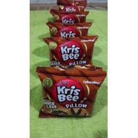 Kris Bee Pillow Chocolava 7 gr (1 Renceng 10 Sachet)