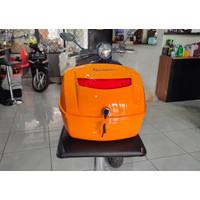 Top Box Vespa LX - Orange
