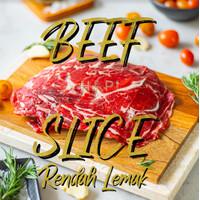 Beef Slice (Rendah Lemak)