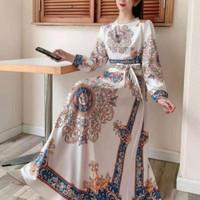 Baju Gamis Wanita Muslim Perempuan Dewasa Terbaru Maxi Dress Bangkok S