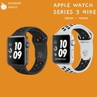 apple watch series 3 42MM GPS NIKE - Black