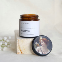 Premium Soy Scented Candle Artemis | 100gr