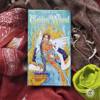 Kartu Tarot of The Golden Wheel