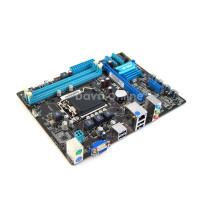 NEW !! MOTHERBOARD PC ASUS P8H61 M-LX 3 LGA 1155 MURAH RAM TYPE DDR3