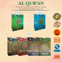 Al Quran Terjemahan Hafalan Perkata Tajwid Al Hafiz A6 Quran Hafazan