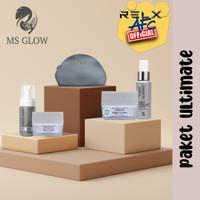 PAKET MS GLOW MSGLOW ULTIMATE SERIES (Solusi Flek Hitam)