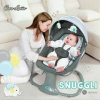 Cocolatte Snuggli Swing / Ayunan Bayi Rocker Bouncer
