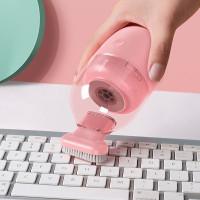 Mini Cleaner Portable / Vacuum Pembersih Keyboard Atau Sela Sela Kecil