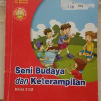 Buku Seni Budaya Dan Keterampilan Untuk Sd Kelas 2- Sri Murtono