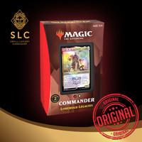 Magic the Gathering MTG Commander deck Lorehold Legacies