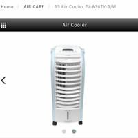 Sharp Air Cooler PJ-A36TY B/W - Penyejuk Ruangan