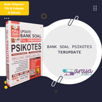 BUKU TES PSIKOTES : UPDATE BANK BANK SOAL PSIKOTES TPA+TBS