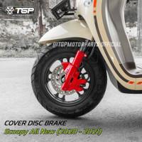 Tutup Piringan Cakram Motor Vario Beat Scoopy Aksesoris Variasi Honda