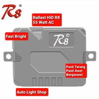 Ballast HiD R8 55 Watt AC Fast Bright . Ballast HiD R8