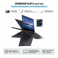 ASUS ZENBOOK FLIP S UX371EA-HL701TS i7 GEN11_16GB_1TB IRIS OLED UHD
