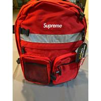 SUPREME BACKPACK (RED)