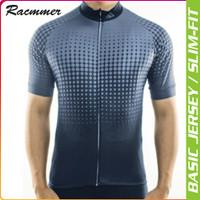 Grey Inside Black Exclusive Baju Sepeda Balap Ketat XC Versatile 09 C - XS
